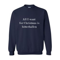 Unisex Sweater Bitterballen | Blue