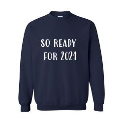 Unisex Sweater 2021 | Blue