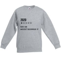 Unisex Sweater 2020 | Grau