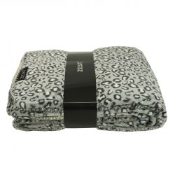 Fleeceplaid Hide Panther | Grey