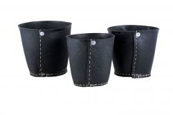 Flower pots (Set of 3)