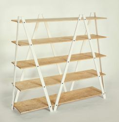 Shelf SIK-SAK | White/Oak