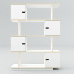 Shelf PIX | White Film Plywood