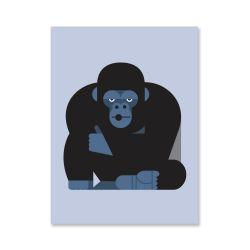 Affiche | Gorille