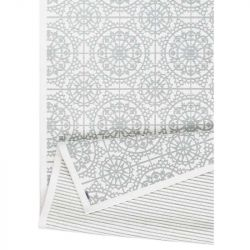 Two-sided Rug Raadi | White