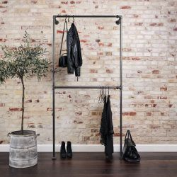 Clothes Rack Bob Steele | 180 cm