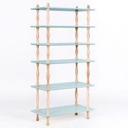 Bookshelf KORRO | Turquiose