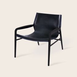Chair Rama | Black & Black Frame