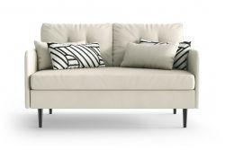 2-Sitzer-Sofa Memphis | Weiß