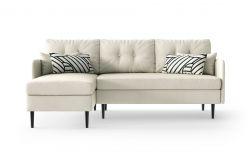 Left Corner Sofa  Memphis | White