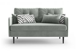 2-Sitzer-Sofa Memphis | Grau
