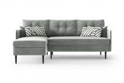 Left Corner Sofa  Memphis | Grey