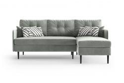 Right Corner Sofa  Memphis | Grey