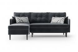 Left Corner Sofa Bed Memphis | Anthracite