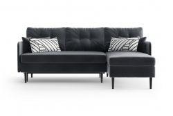 Right Corner Sofa Bed Memphis | Anthracite