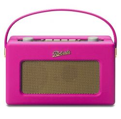 Revival radio Analogue Hot Pink
