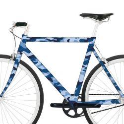 Bike Sticker | Camouflage