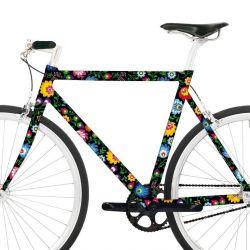 Fahrradaufkleber | Floretta