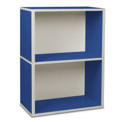 Storage Rectangle Box 2 Blue