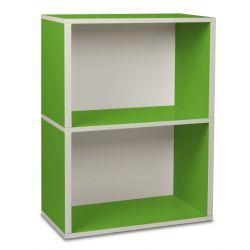Storage Rectangle Box 2 Green