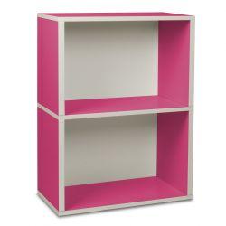 Storage Rectangle Box 2 Pink