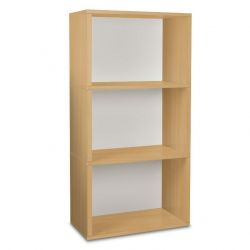 Rectangle Plus 3 Boekenkast | Cedar