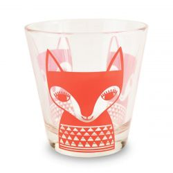 Glasses Red Fox | Set of 6