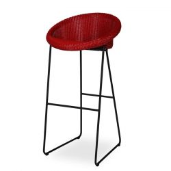 Joe Bar Stool - Red