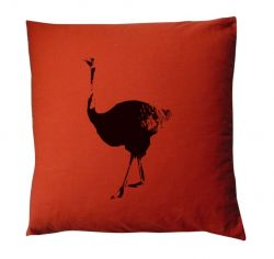 Floor Cushion Ostrich