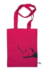 Shopping Bag Rhinp Pink