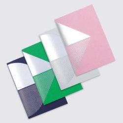 Reflex Pocketbook Set | Silver