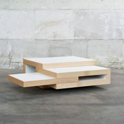 REK Coffee Table | Ash