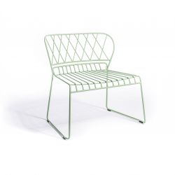 Reso lounge stoel | Green