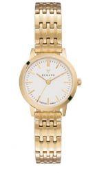 Elite Small White Gold Watch