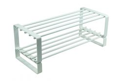 Shoe Rack Rex | White