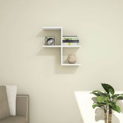 Shelf Swan | White