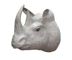 Paper Maché Rhino