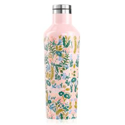 Drink Bottle Canteen Rifle Paper 475 ml | Gloss Pink Tapestry