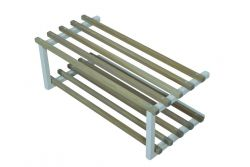 Shoe Rack Marco | White