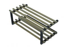 Shoe Rack Marco | Blacksmith