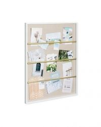 Photo Display Tucker | White