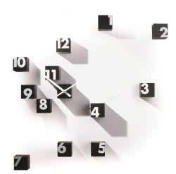 RND Time Klok | Zwart