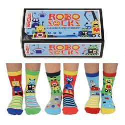 Socken-Roboter | 6er-Satz