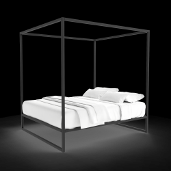 Bed Frame °02 | Black