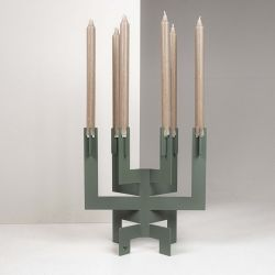 Candle Holder °01 | Green