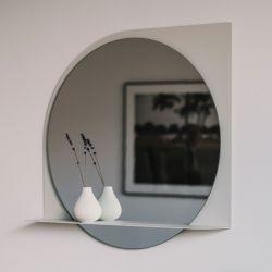 Spiegel °01 | Weiß