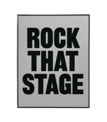 Morning Glory Mirror | Rock That Stage