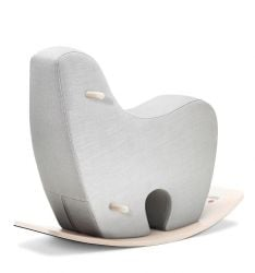 Rocking Horse Large | Grey