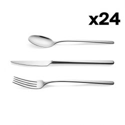Set of Cutlery Rome | 24 Pieces