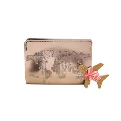 Passport Cover Stitch | Rose Gold